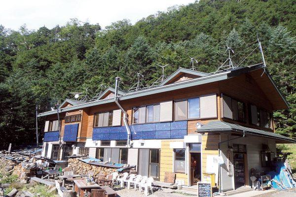 「夏沢鉱泉」日本山小屋完全ガイド