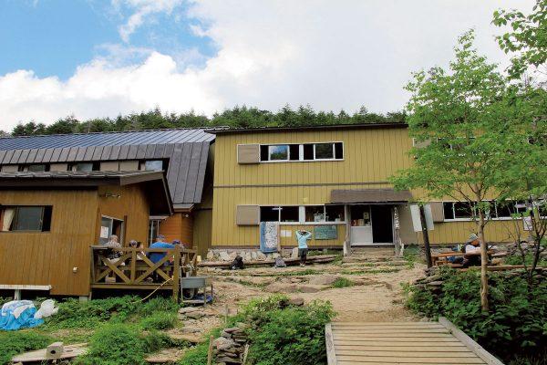 「オーレン小屋」日本山小屋完全ガイド