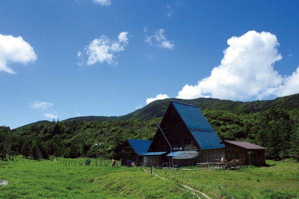 「縞枯山荘」日本山小屋完全ガイド