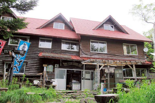「青苔荘」日本山小屋完全ガイド