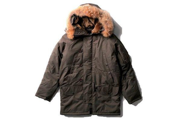 民間衣料に多大なる影響を与えた【N-3B】という防寒服。