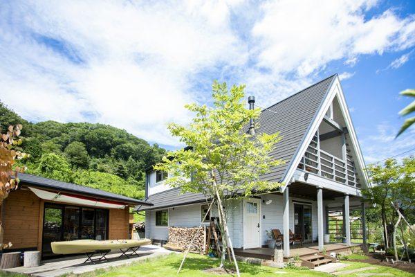 都内マンションから丹沢へ……アウトドア好き親子が手に入れた理想の家|BESS
