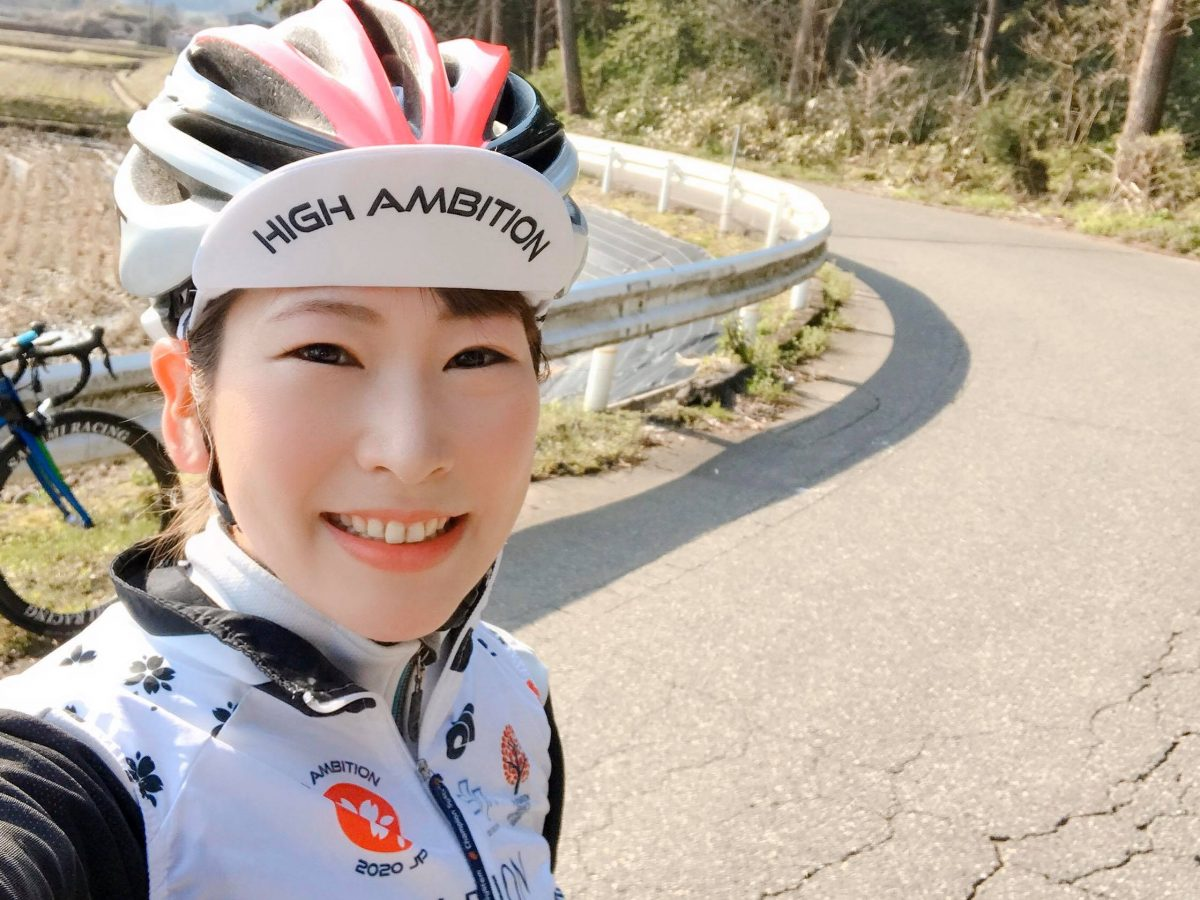自粛 サイクリング