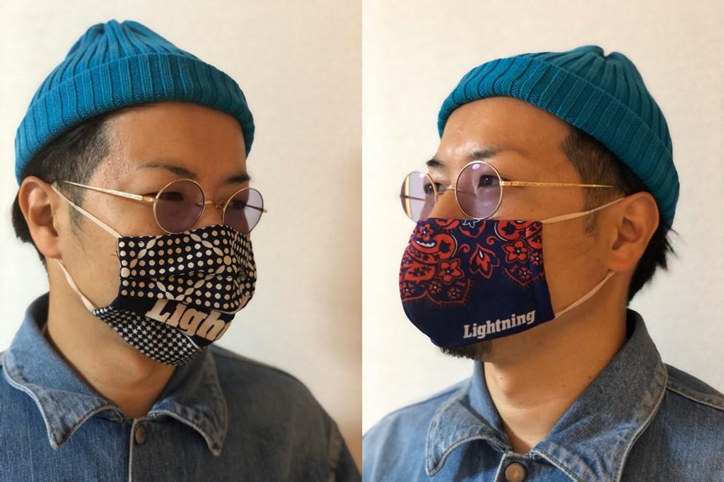 折り バンダナ 方 マスク