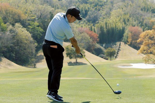 時松隆光のゴルフスイングに学ぶ飛んで曲がらないドライバーショット