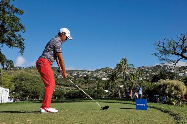 今平周吾のゴルフスイングに学ぶ飛んで曲がらないドライバーショット