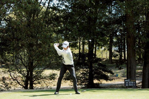 星野陸也のゴルフスイングに学ぶ飛距離を伸ばすドライバーショット