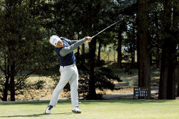 稲森佑貴のゴルフスイングに学ぶ飛んで曲がらないドライバーショット