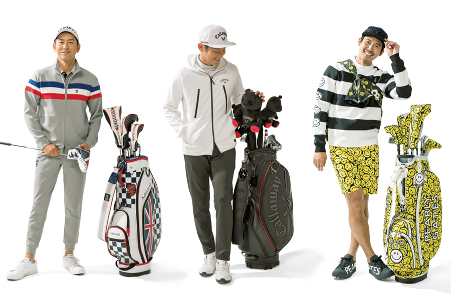 メンズ ゴルフ ウェア