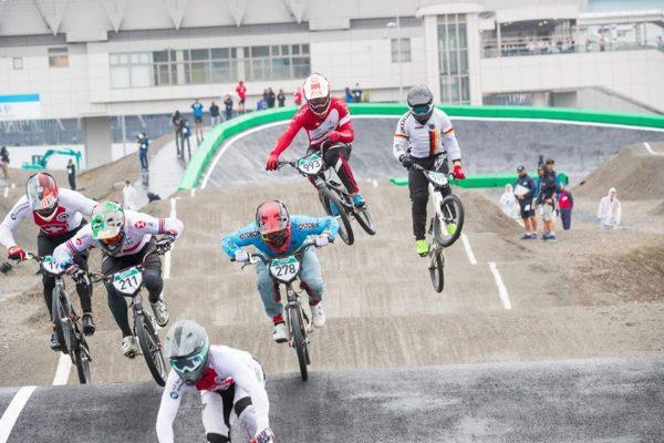 東京五輪BMX競技日本代表選手発表!レースは長迫、畠山、フリースタイルは中村、大池