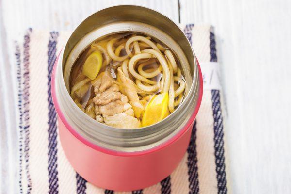 【スープジャー】冷しゃぶそば レシピ・作り方
