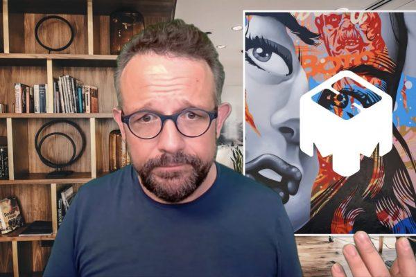ビデオ会議でプレゼンを背景に『mmhmm(んーふー)』を元Evernote CEOのフィルが発表