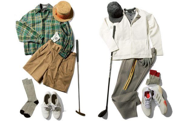 ゴルフファッションが変わった!2020年的ゴルフウエアのマナー