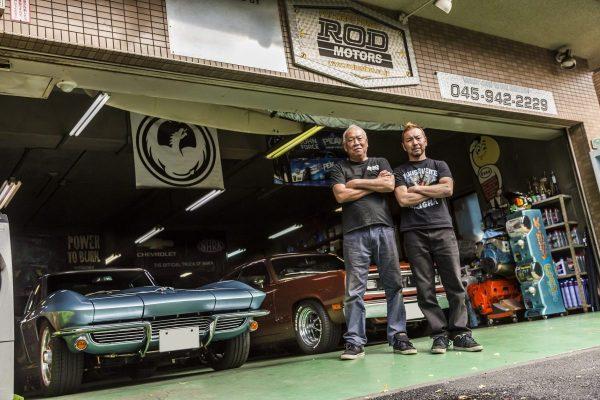 【世界が認める日本の先駆者たち④】「ロッドモータース 」葛木誠&良|アメリカ車文化を牽引する親子。