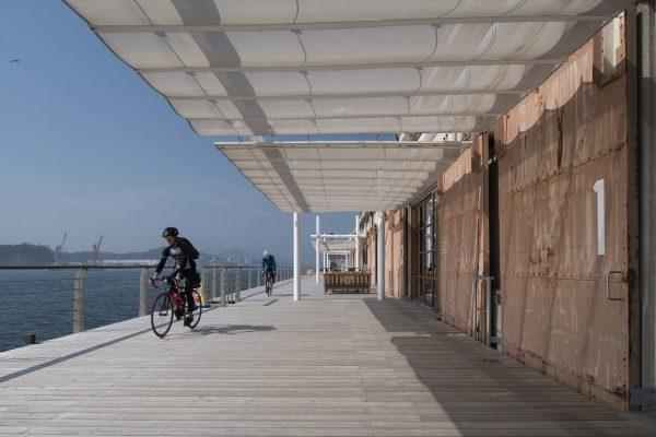 【リノベーション倉庫①】サイクリストの聖地に生まれ変わった第二次大戦中の海運倉庫|広島・尾道