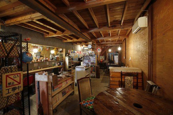 【リノベーション倉庫⑩】北海道にある、木造倉庫を利用した温もりカフェ「タムラ倉庫」|北海道・札幌