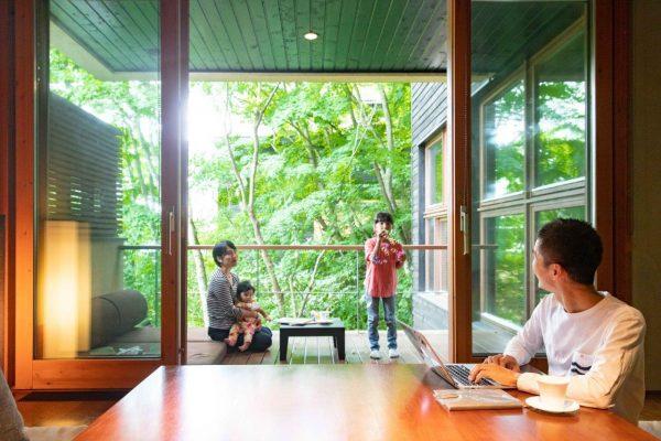 出版社営業社員が感じた「若い家族こそ軽井沢でゴルフ&ワーケーション」