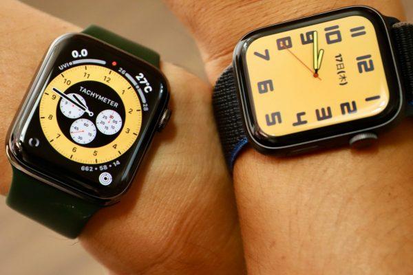 明日発売のApple Watch Series 6とSE、ソロループ使ってみた。血中酸素濃度面白い