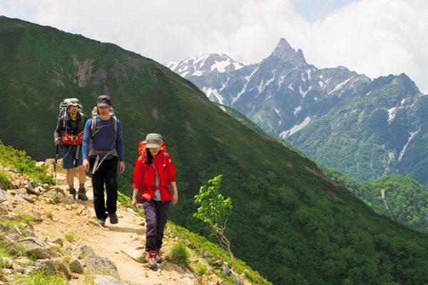 大天井岳、燕岳を行く|北アルプスで過ごしたはじめての夏 ルートガイド