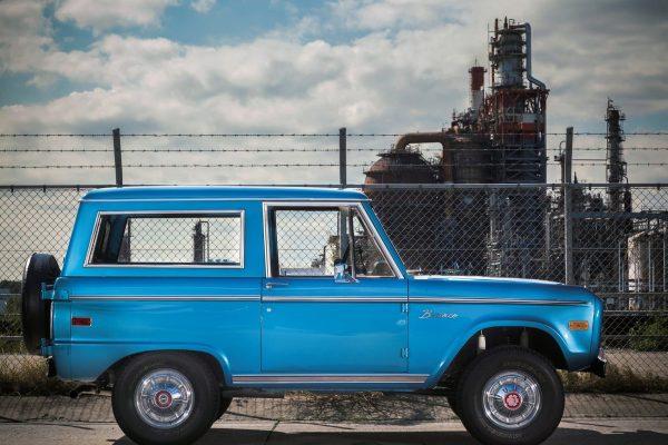 """祝復活!フォードの元祖SUV「ブロンコ」の初期型""""アーリーブロンコ""""をおさらい!"""