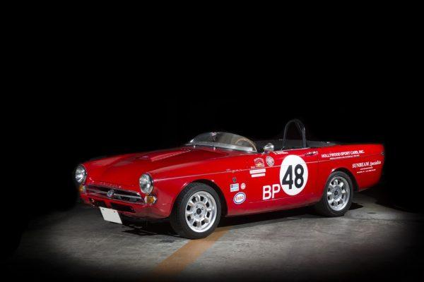 キャロルシェルビーが関わった、ACコブラともうひとつのV8搭載英国車。