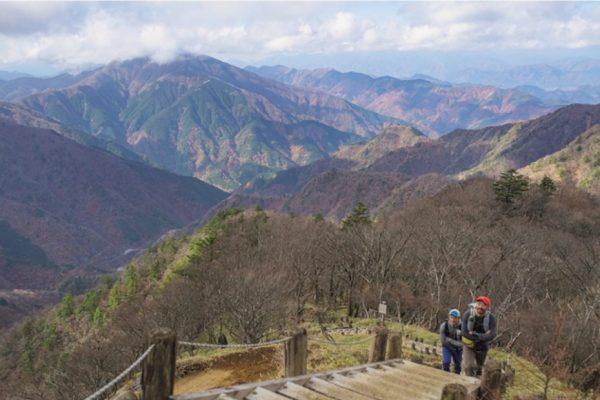 丹沢縦断ストイックハイク|1日でほぼ2日分の長くて密度の濃い山歩き