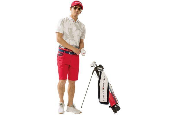 トミーヒルフィガー ゴルフ(TOMMY HILFIGER GOLF)最新ゴルフウェア&コーデ