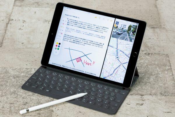 Apple iPad 10.2インチ 第7世代「間違いのないスタンダードモデル。キーボードもペンシルも使える」