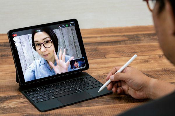 iPadさえあればWeb会議がもっと快適になる!その理由とは?