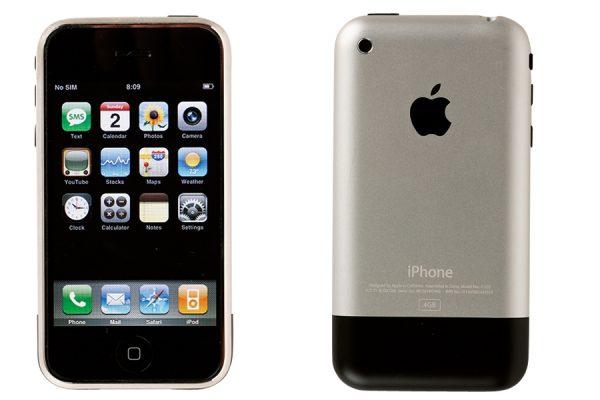 初代iPhone|歴代iPhone名鑑