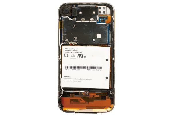初代iPhone(2007)|iPhone超分解図鑑