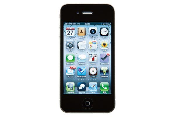 iPhone 4|歴代iPhone名鑑