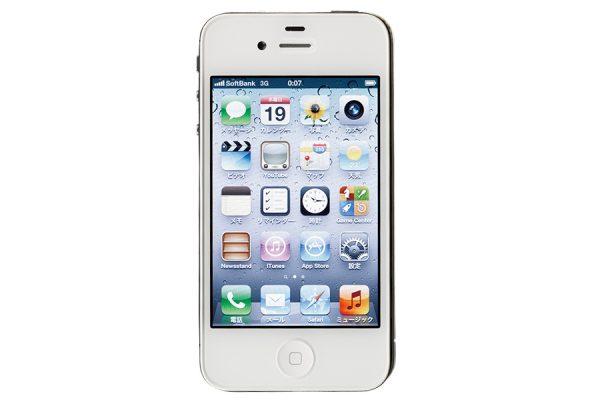 iPhone 4s|歴代iPhone名鑑