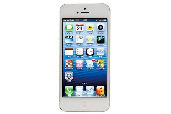 iPhone 5|歴代iPhone名鑑