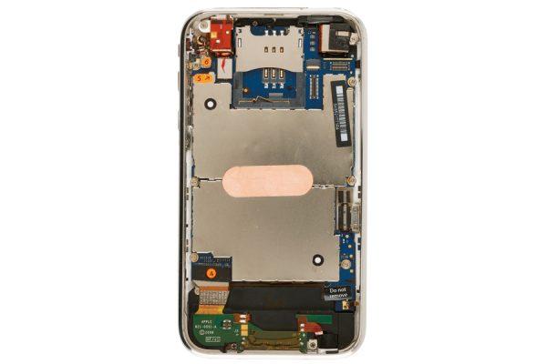 iPhone 3G(2008)|iPhone超分解図鑑