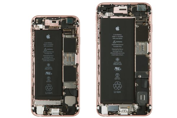 3D TouchとTapticエンジンの搭載で激変! iPhone 6s/6s Plusを超分解