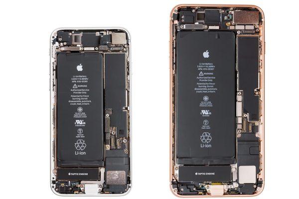 非接触充電のため内部を大手術。iPhone 8/8 Plus(2017)を分解して分かったこと