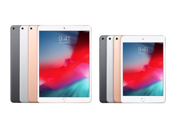 Apple iPad Air 第3世代/iPad mini 第5世代(2019)|歴代 iPad 名鑑