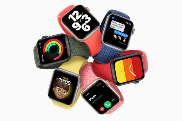 Apple Watch Series SE の機能や特長を解説