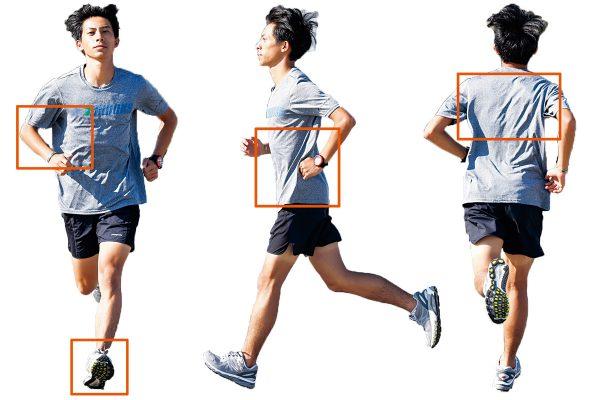 【真鍋未央のランニングフォーム診断&改善メニュー】腹筋が弱く体幹が不安定