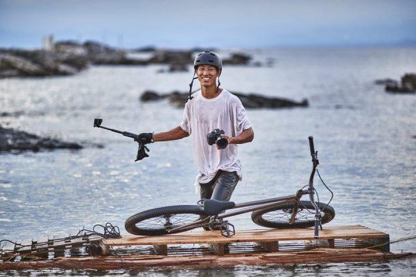 トライアルライダー西窪友海が「Ride to Survive」のメイキング映像を公開