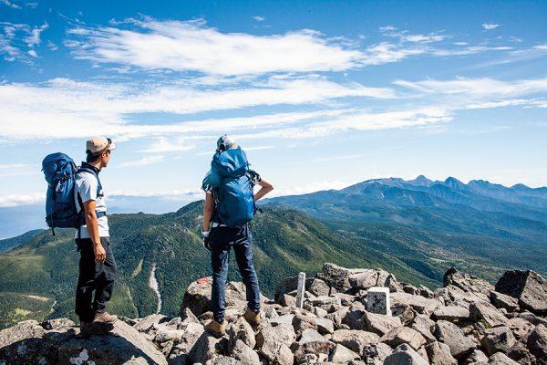 八ヶ岳全山縦走! 網笠山から蓼科山まで3日間で一気に踏破! ーpart1ー