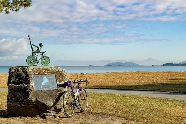 琵琶湖一周|滋賀県・ジャパンバイシクルルート実走調査