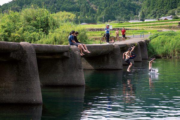 四万十下りコース|高知県・ジャパンバイシクルルート実走調査