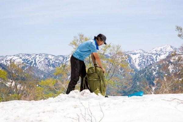 日本200名山の最難関・笈ヶ岳へ