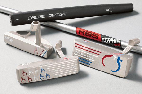 ゲージデザイン(GAUGE DESIGN)|ゴルフギアブランド図鑑