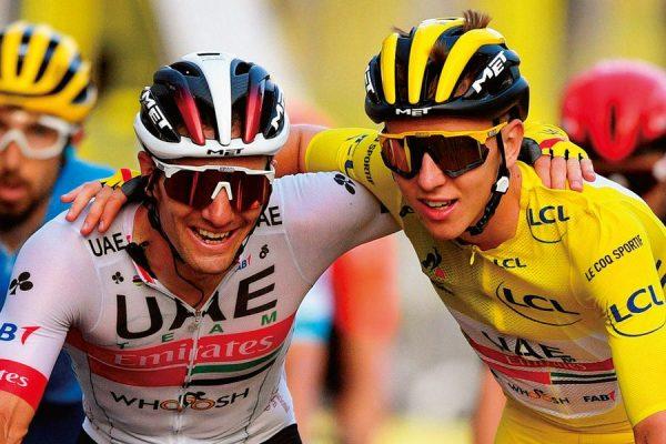 ツール・ド・フランス覇者を守るヘルメット&アイウエア|MET&SCICON