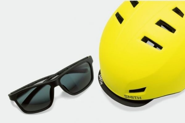 スミスのヘルメット&アイウエアでキメるアーバンスタイル|SMITH