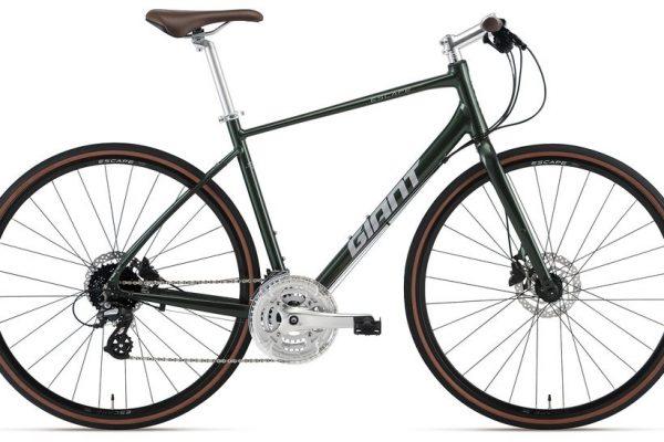 ジャイアント&リブの人気クロスバイク「エスケーブR/RW(MS)」シリーズの2022モデルを先行発表