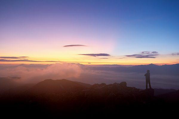 中央アルプス主脈、夏追い縦走の旅|千畳敷発の空木岳。恋する男のリベンジマッチ。